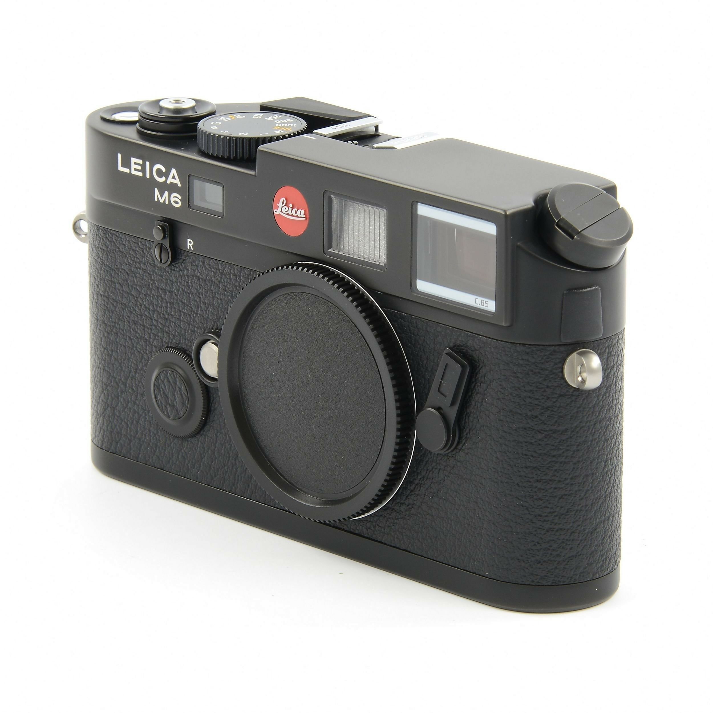 Leica M6 TTL 0 85 Black + Box